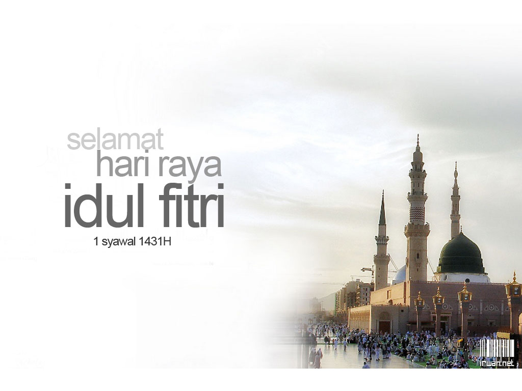 Selamat Idul Fitri 1431 H Ahmad Nurcholish